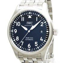 IWC パイロット ウォッチ マーク ステンレス 40mm ブラック アラビア数字 日本, Kanazawa-shi, Ishikawa-ken