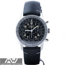 Breitling Navitimer Steel 41mm Black Arabic numerals United States of America, Florida