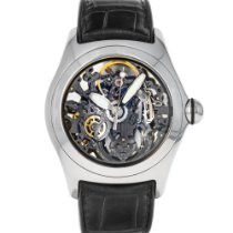 Corum Bubble Steel 45mm Transparent No numerals United States of America, Maryland, Baltimore, MD