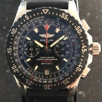 Breitling Skyracer Steel 44mm Black