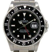 Rolex GMT-Master 16700 Bra Stål 40mm Automatisk