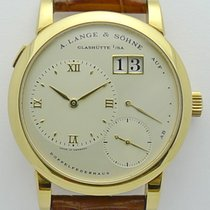 A. Lange & Söhne 101.021 Yellow gold Lange 1 pre-owned