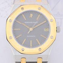 Audemars Piguet Royal Oak Stahl Gold Automatic grey dial 36 mm...