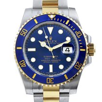 Rolex Submariner Date Blue dial