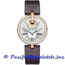 Cartier Captive de Cartier Or rose 35mm Argent