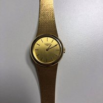Longines Manual winding 1977 pre-owned Gold