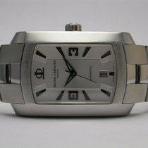 Baume & Mercier #65480 Hampton Milleis Automatic Stainless...