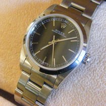 Rolex Oyster Perpetual (Submodel) usato 31mm Acciaio