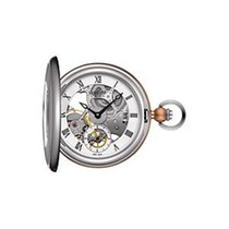Tissot T-Pocket BRIDGEPORT MECHANICAL SKELETON T859.405.29.273.00