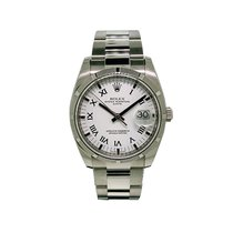 Rolex Oyster Perpetual Date Steel 34mm White Roman numerals United States of America, Arizona, Scottsdale