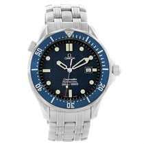 Omega Seamaster Bond Blue Dial 41mm Steel Mens Watch 2541.80.00