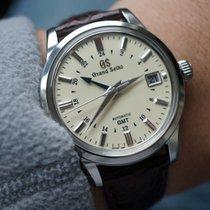 Seiko Grand Seiko SBGM221 GMT