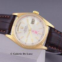 Rolex Day Date Oman 18K Gelbgold Single Quick Ref. 18038