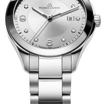 Maurice Lacroix Miros Steel 32mm Silver