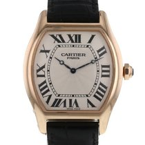 Cartier Tortue occasion 39mm Or rose