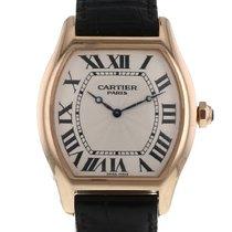 Cartier Tortue Or rose 39mm Argent Romain France, Paris