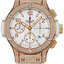 Hublot Big Bang 41 mm Rose gold Gold United States of America, New York, Brooklyn