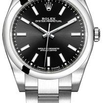 Rolex Oyster Perpetual 39 nuevo Automático Reloj con estuche y documentos originales