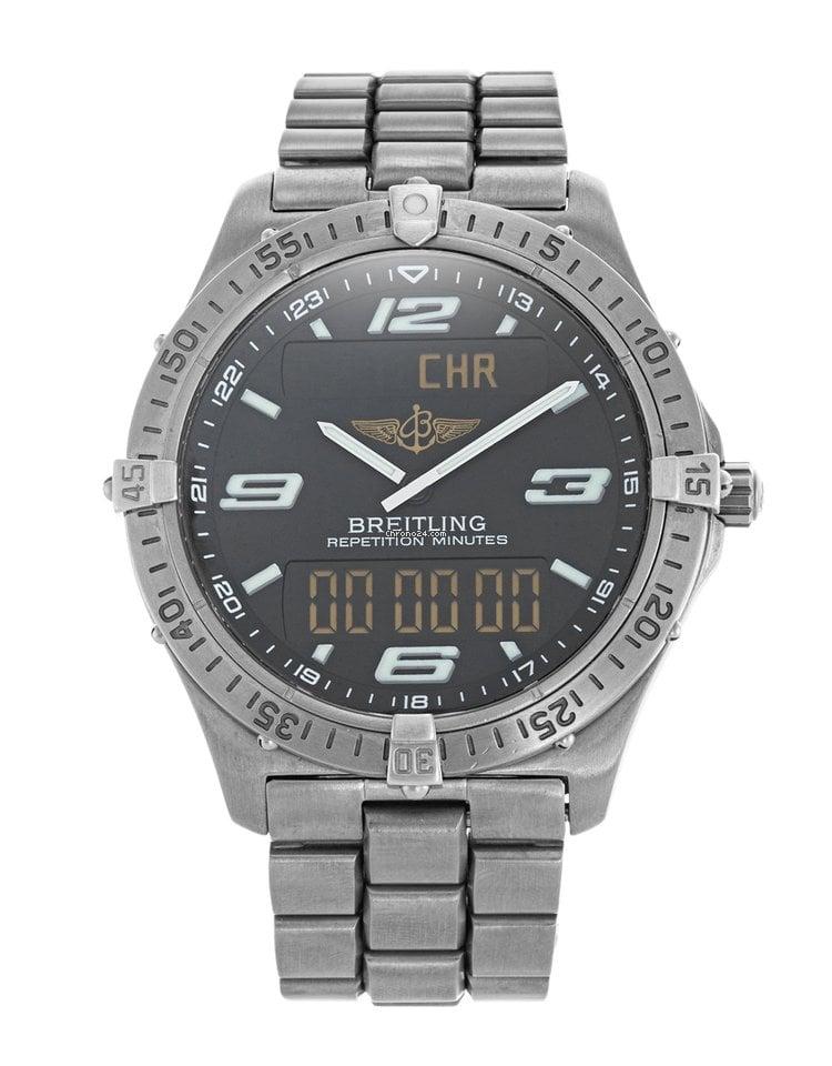 ef96d7fa3be Breitling Aerospace - Todos os preços de relógios Breitling Aerospace na  Chrono24
