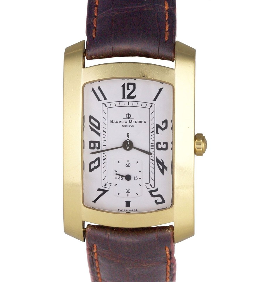 031770da8f8 Baume   Mercier Yellow gold watches - all prices for Baume   Mercier Yellow  gold watches on Chrono24