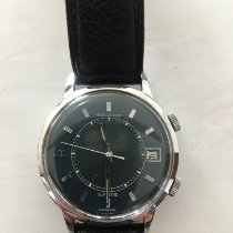 Jaeger-LeCoultre Steel 37mm Automatic E875 pre-owned Singapore, Singapore
