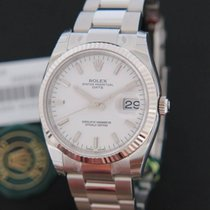 Rolex 115234 Staal Oyster Perpetual Date 34mm