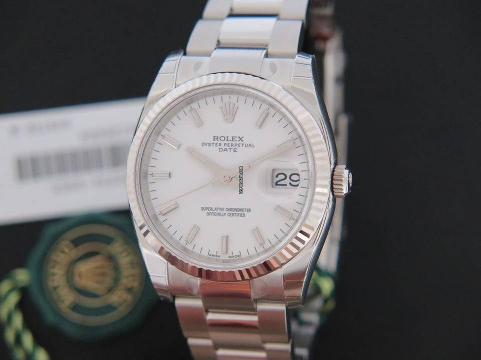 Rolex Date NEW 115234 za 6 92db86a1224