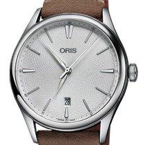 Oris Artelier Date 01 733 7721 4051-07 5 21 32FC new