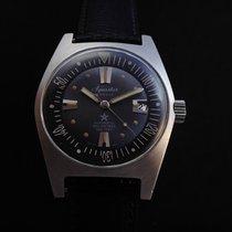 Aquastar 37mm Automatik 1965 neu Grau