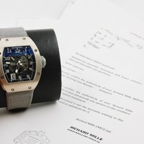 Richard Mille RM010 White gold 2007 RM 010 40mm pre-owned