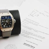 Richard Mille Oro bianco 40mm Automatico RM010 usato