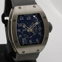 Richard Mille White gold 40mm Automatic RM010 pre-owned