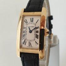 Cartier Gelbgold 19mm Quarz 2482 gebraucht Österreich, Baden