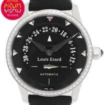 Louis Erard Emotion Steel 36mm Black