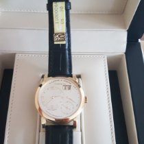 A. Lange & Söhne 101.021 Yellow gold 2007 Lange 1 38.5mm pre-owned