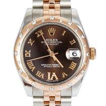 Rolex Lady-Datejust Сталь 31mm Римские