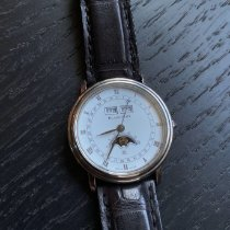 Blancpain Villeret Moonphase Steel 34mm White