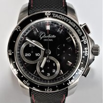 Glashütte Original Sport Evolution Chronograph 1-39-31-43-03-03 2012 pre-owned