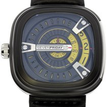 Sevenfriday M2-1 new 2020 Automatic Watch with original box and original papers M2/01