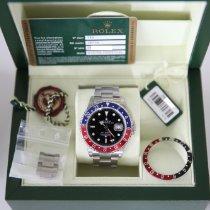 Rolex GMT-Master II 16710BLRO 2007 rabljen