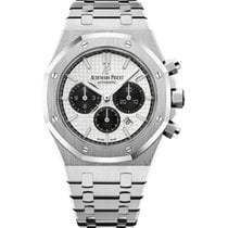 Audemars Piguet 26331ST.OO.1220ST.03 Steel 2018 Royal Oak Chronograph 41mm new United States of America, New York, New York