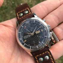 Vulcain Nautical 1962 pre-owned