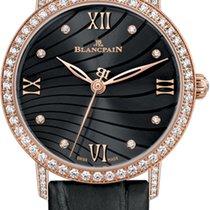 Blancpain Villeret Ultra-Slim 6104 2930 55A 2019 new