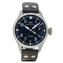 IWC Big Pilot Steel 46.2mm Black Arabic numerals United States of America, Massachusetts, Andover