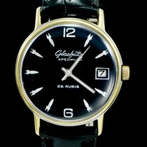 Glashütte Original Acier 34mm Remontage automatique Glashutte Original occasion