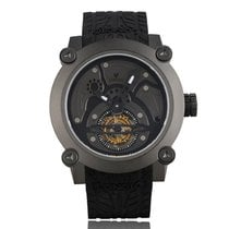 Longio 45mm Automatic 2016 pre-owned Black