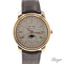 Blancpain Le Brassus Calendar GMT Rose Gold