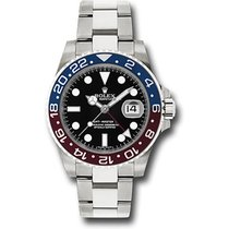 Rolex 116719 BLRO White gold GMT-Master II 40mm new United States of America, Pennsylvania, Holland