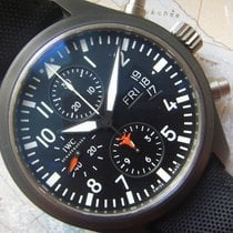 IWC Top Gun Chronograph Box Papers Ref IW378901