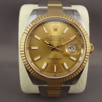 Rolex datejust steel/gold 126333 / 41mm ( 99,99% new )